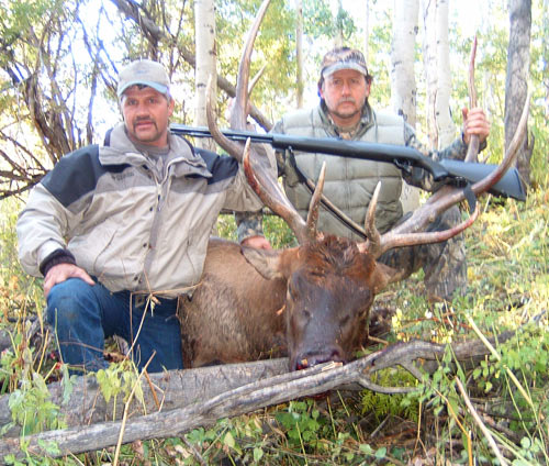 High Sierra Expeditions Colorado Hunting